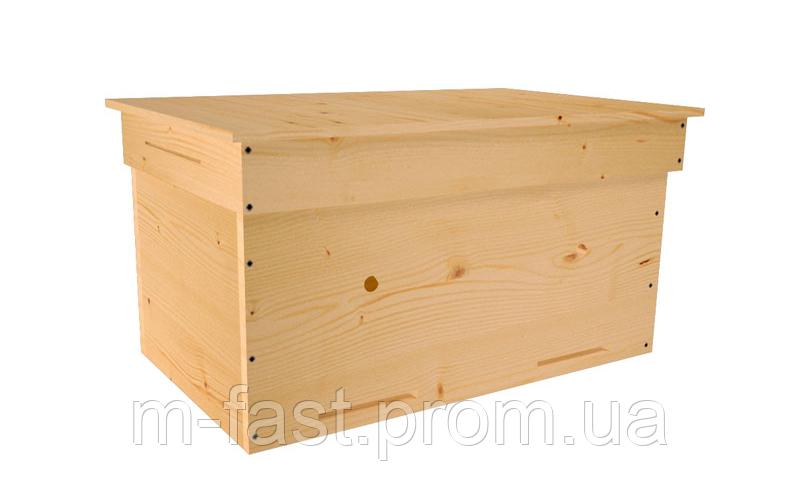 Улей лежак на 20 рамки