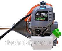 Бензокоса Aksor-ES A5500 electric Электростартер, фото 2