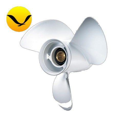 Гребной винт Yamaha 40-60HP (11x15) Polaris. Алюминий; 663-45943-01-EL; (Гребной винт Ямаха)