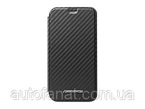 Оригинальный чехол-книжка для iPhone® 7/8 Mercedes-AMG Cover for iPhone® 7/8, Booktype, Black (B66958624)