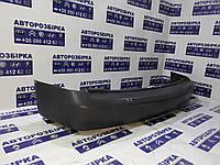 Бампер задний Volkswagen Caddy 04-09 Фольксваген Кадди Кадді, фото 1