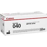 Картридж Canon 040 LBP710/712 Black