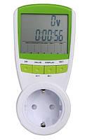 Ваттметр электронный счетчик энергопотребления переменного тока 220В