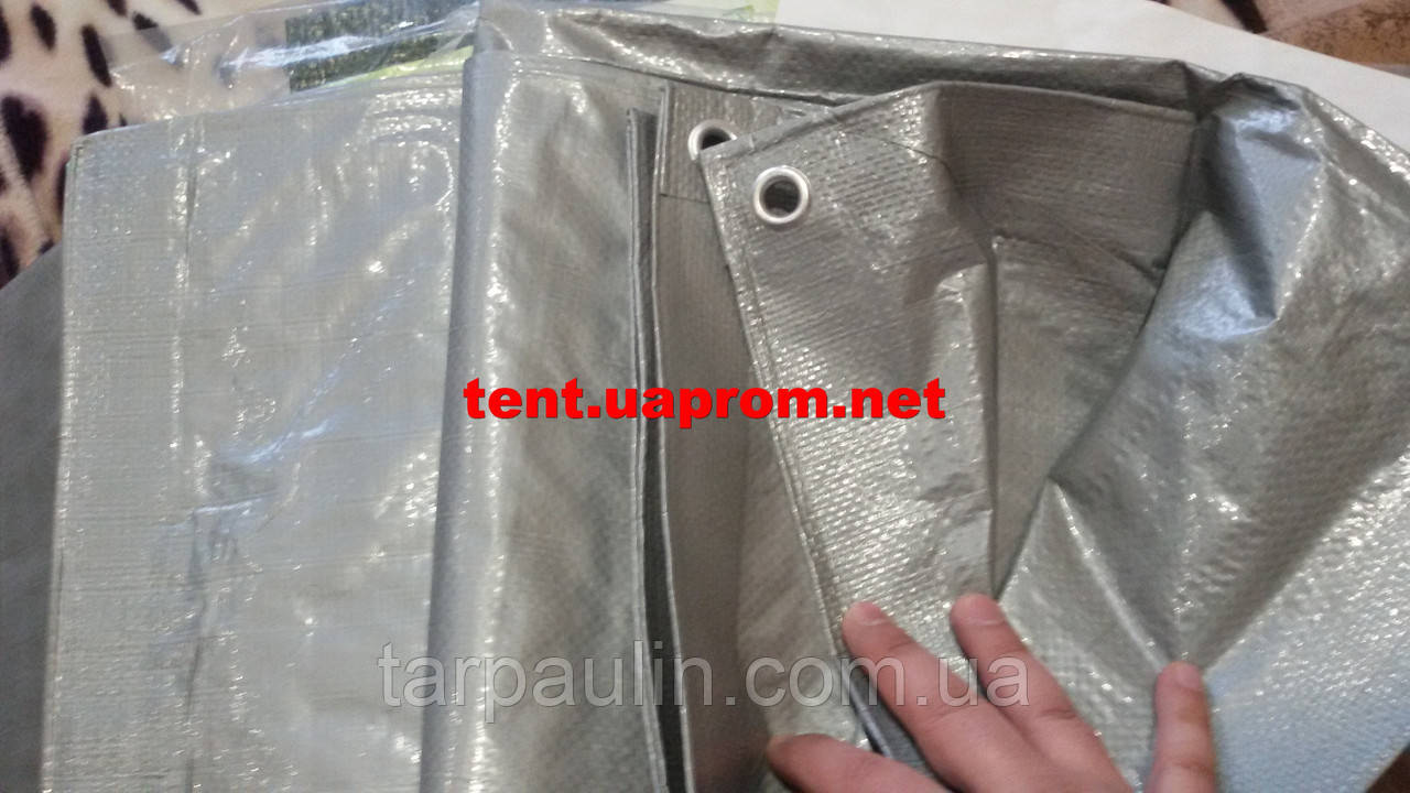 Тарпаулин-120 : тенты накрытия сена