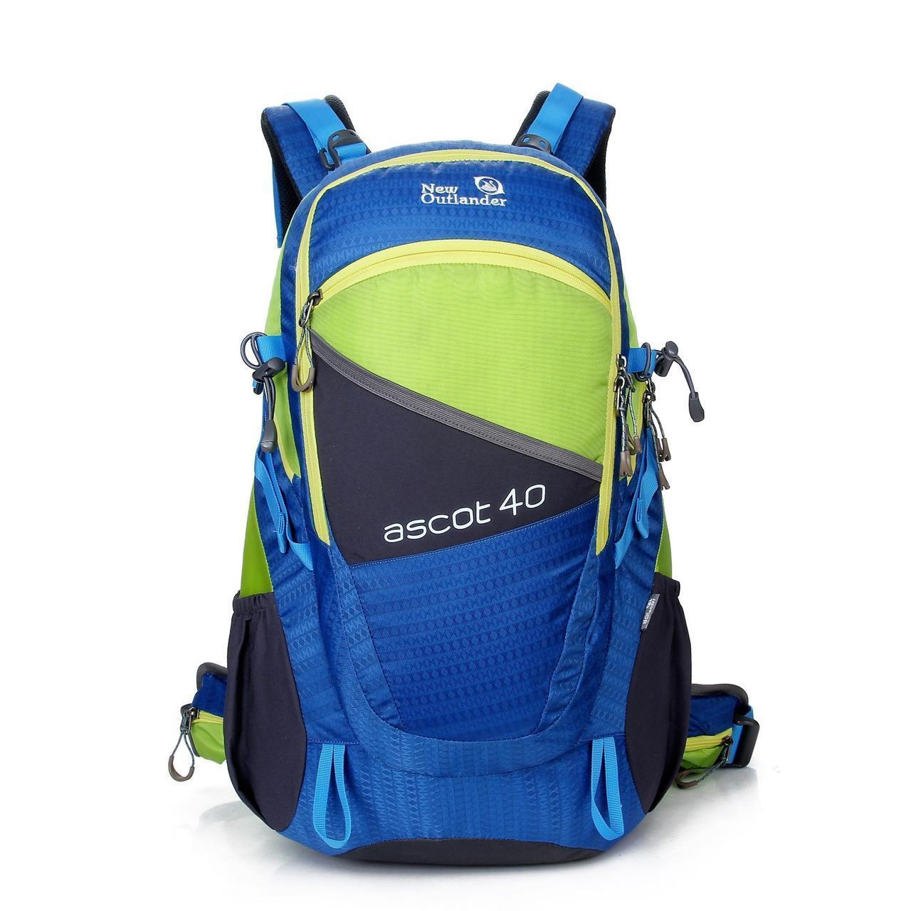 Спортивный рюкзак New Outlander 40 литров -синий(AV 1504)