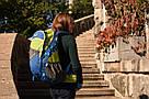 Спортивный рюкзак New Outlander 40 литров -синий(AV 1504), фото 2