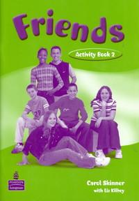 Friends 2 Activity Book