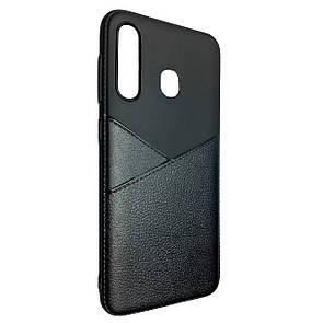 Чехол-накладка DK-Case Silicone Karmann для Samsung A40 (black)