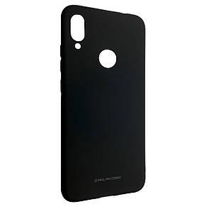 Чехол-накладка Silicone Hana Molan Cano для Xiaomi Mi Play (black)
