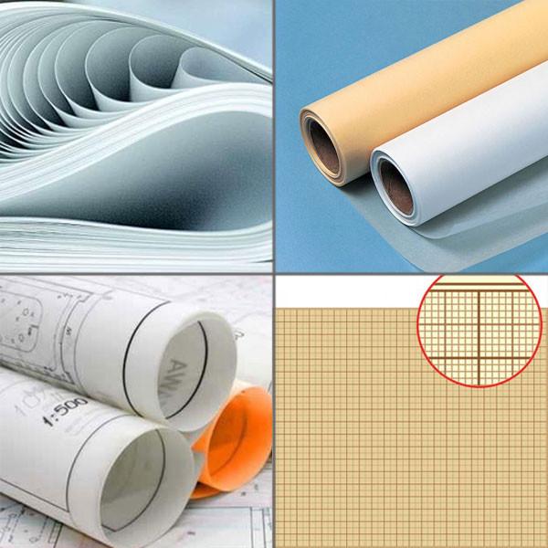 Бумага чертежно-графическая