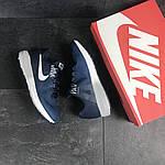 Чоловічі кросівки Nike Air Zoom Structure 21 (темно-сині), фото 2