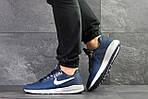 Чоловічі кросівки Nike Air Zoom Structure 21 (темно-сині), фото 4