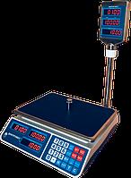 Весы торговые с поверкой  ВТД-15ЕЛ, фото 1