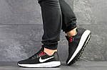 Мужские кроссовки Nike Air Zoom Structure 21 (черно-белые), фото 2