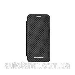 Оригинальный чехол-книжка для Samsung Galaxy S8 Mercedes-AMG, Booktype, Black (B66953703)