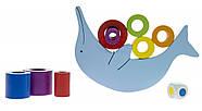 Goki Розвиваюча гра Балансуючий дельфін, фото 3