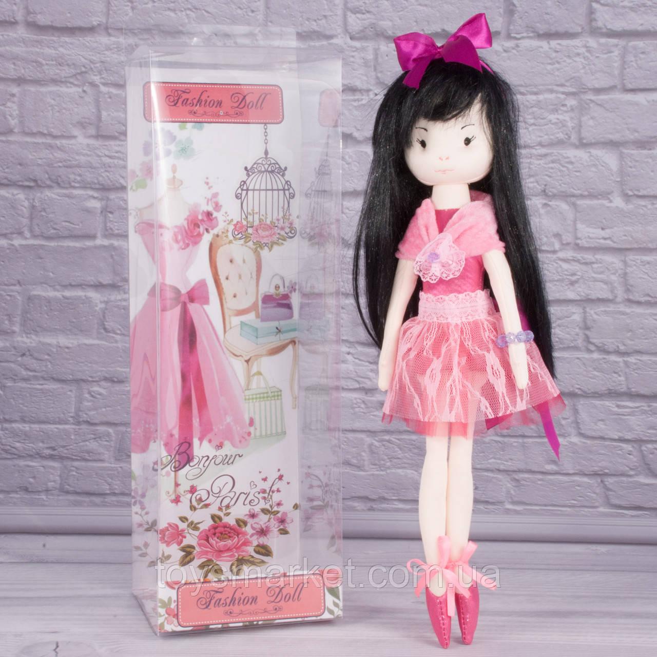"Мягкая кукла ""Лиззи"", плюшевая кукла, игрушка кукла в коробке"