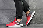 Чоловічі кросівки Nike Air Zoom Structure 21 (червоні), фото 2