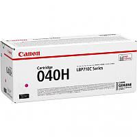Картридж Canon 040H LBP710/712 Magenta