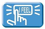 Для чего нужна кнопка I-FEEL на пульте дистанционного управления?