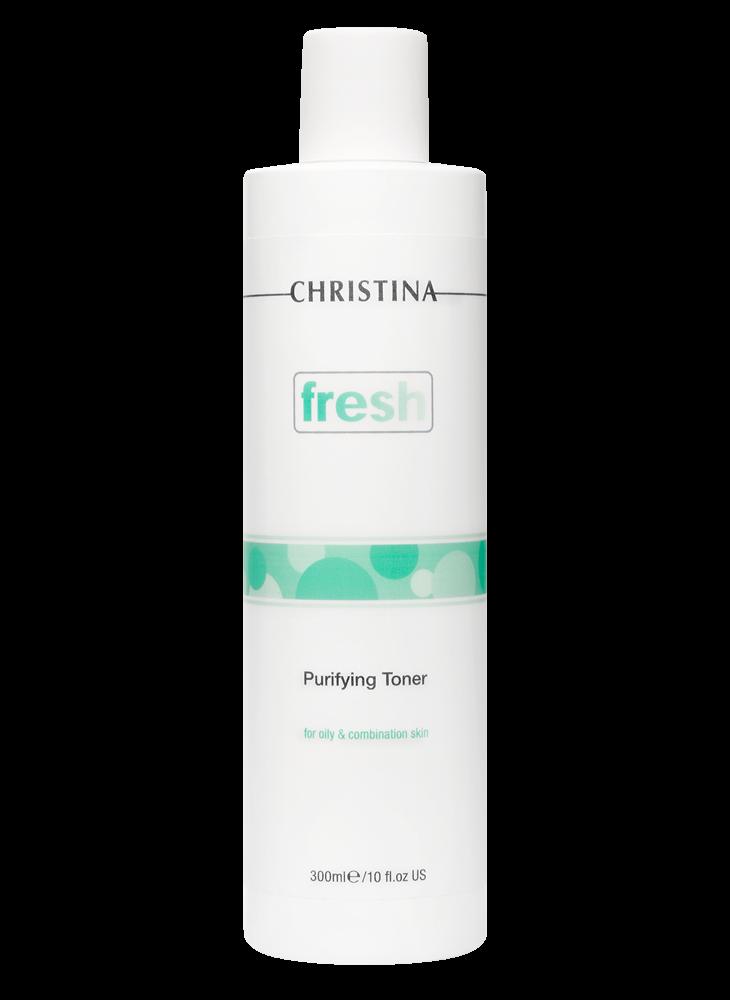 Очищающий тоник с лемонграссом для жирной кожи Fresh Purifying Toner oily skin with Lemongrass, 300 мл