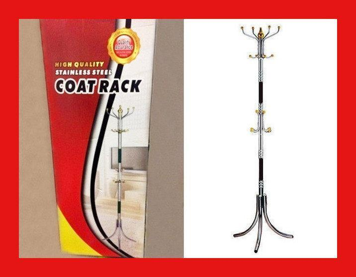 Стойка вешалка для одежды напольная кактус Coat Rack 184 х 47 х 47 см