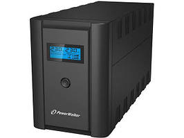 Джерела безперебійного живлення (ДБЖ) PowerWalker VI 2200 LCD (10120098)