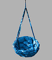 Подвесные качели-гамак Ø 96 см нагрузка 150 кг