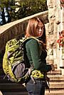 Рюкзак туристический New Outlander 40 литров ручная кладь -зеленый(AV 1205), фото 2