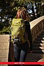 Рюкзак туристический New Outlander 40 литров ручная кладь -зеленый(AV 1205), фото 3