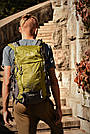 Рюкзак туристический New Outlander 40 литров ручная кладь -зеленый(AV 1205), фото 4