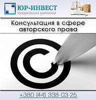 Консультация в сфере авторского права