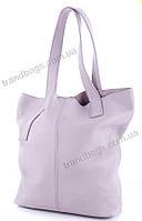 Женская кожаная сумка K2019 violet