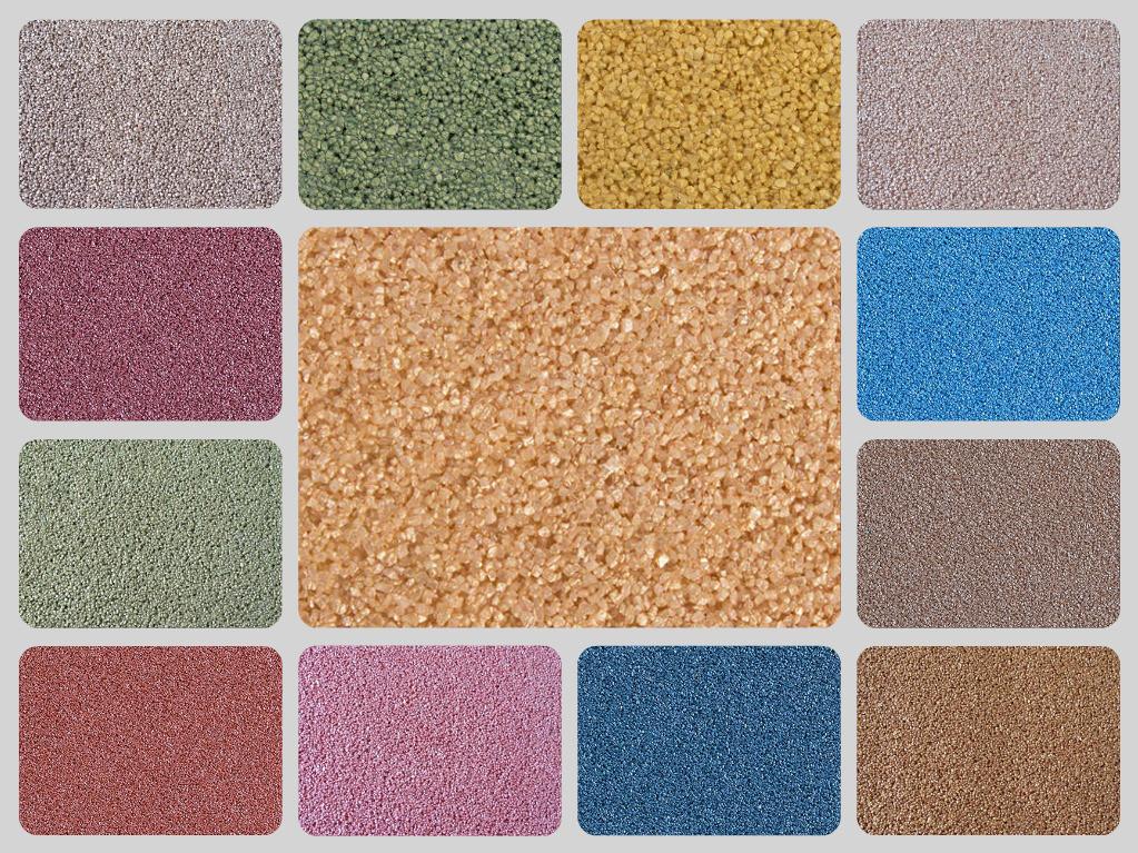 Штукатурка акриловая мозаичная (цвета G,GN,PG,PGN) Anserglob для цоколя 25 кг