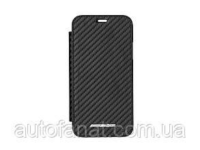 Оригинальный чехол-книжка для iPhone® X Mercedes-AMG Cover for iPhone® X, Booktype, Black (B66953701)