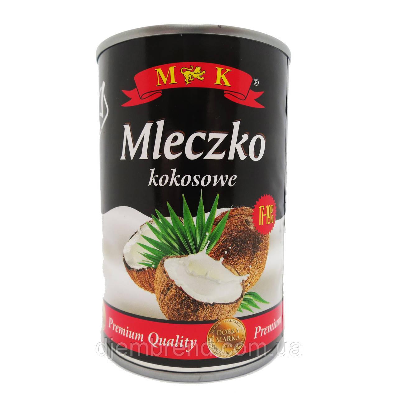 Кокосовое молоко M K 400 мл Польша