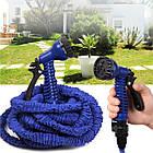 Садовый шланг гармошкой для полива с распылителем гибкий легкий X-HOSE  7.5 метров ОПТ, фото 9