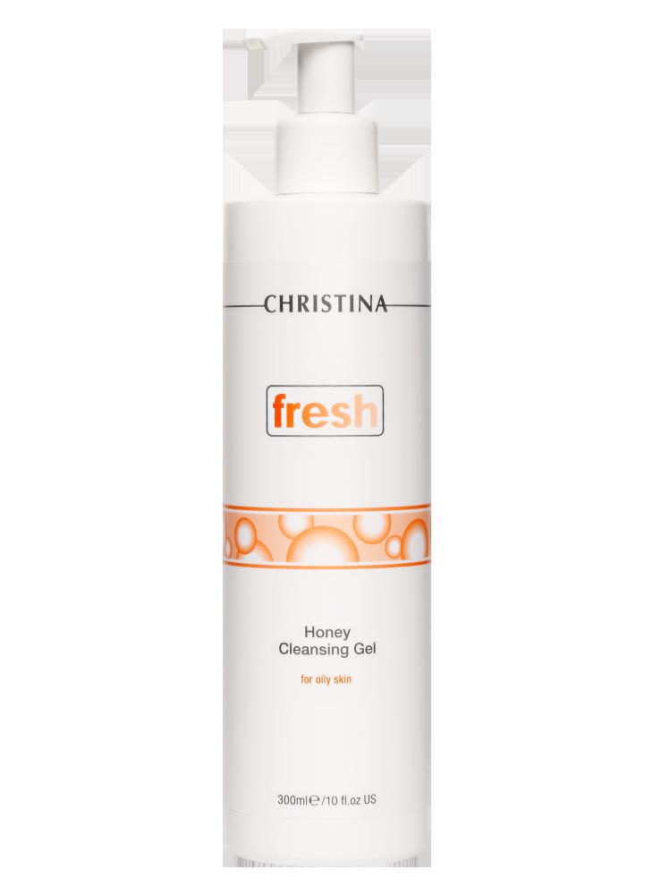 Медовый очищающий гель для жирной кожи Fresh Honey Cleansing Gel, 300 мл