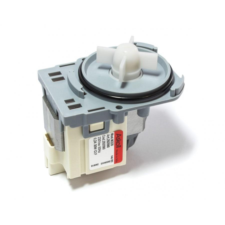 Насос(помпа) пральної машини Askoll M220, R050, M221, RC0354 (мідна обмотка)