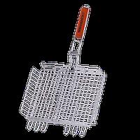 """Решетка-гриль Кемпинг """"Идеально для бифштекса"""" BQ-46"""