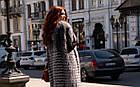 Жилетка В Пол Из Меха Чернобурки 0174Ж, фото 5