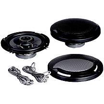 Коаксиальная автомобильная акустика в машину 16 см колонки динамики для авто ProAudio PR-1642 (400 Вт)