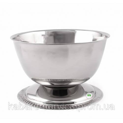 Креманка 450 мл (нержавеющая сталь)