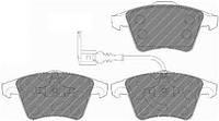 Тормозные колодки передние VW T5 03- Profit 5000-1643