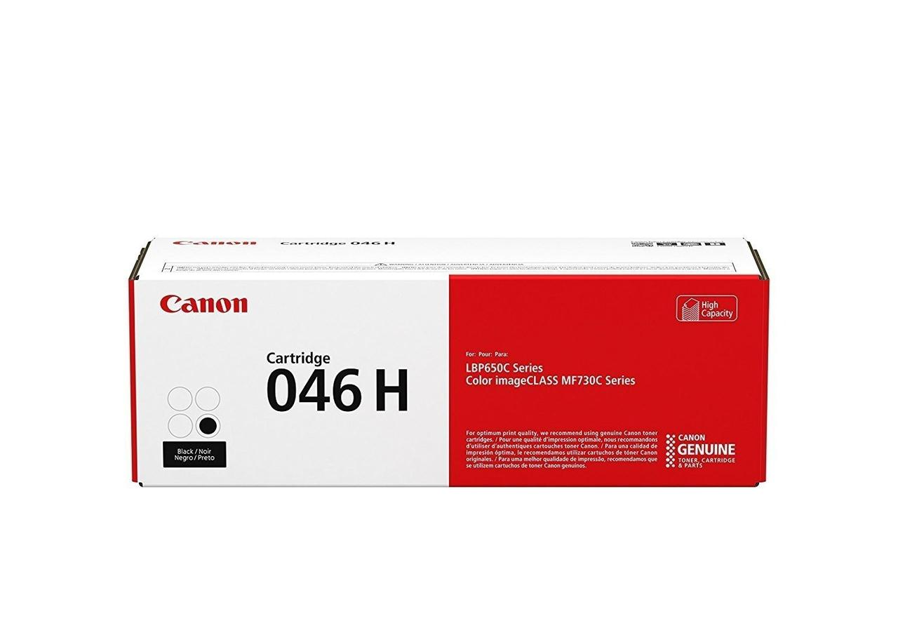 Картридж Canon 046H LBP650/MF730 series Black