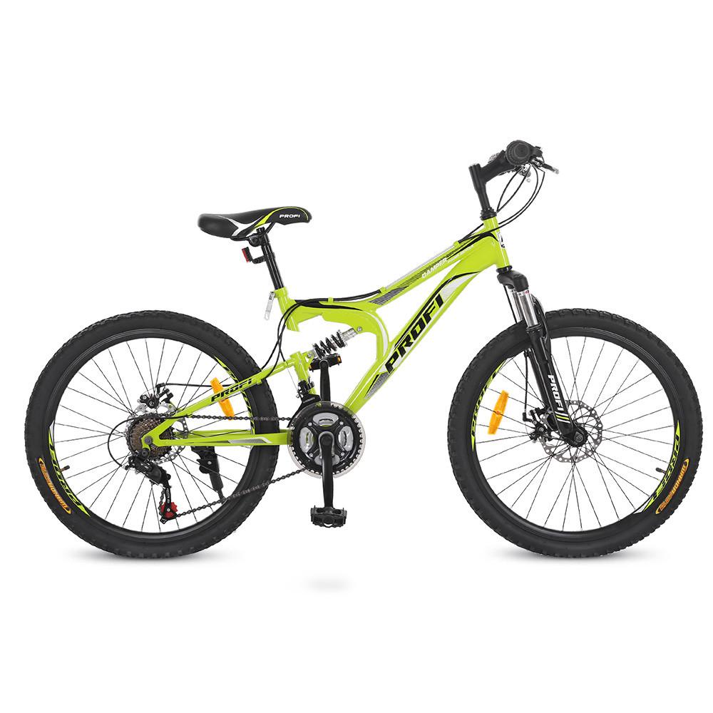 Велосипед 24 д. G24DAMPER S24.4 Гарантия качества Быстрая доставка