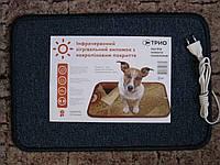 Ковролиновый коврик с подогревом
