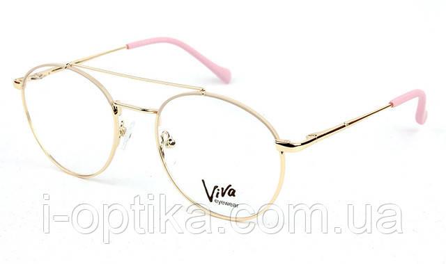Женская металлическая оправа Viva