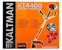 Мотокоса Kaltman KT4400 (3 ножа,1 катушка), фото 2