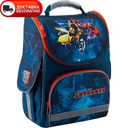 Рюкзак Kite TF19-501S-1 каркасный Transformers, фото 2